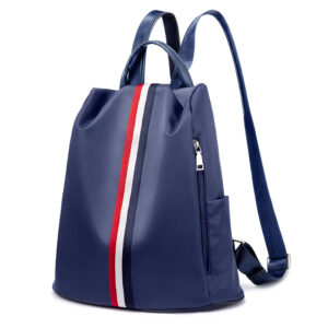 Anti theft female school Bag for teenager