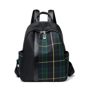 Classic England style travel backpack