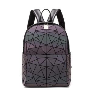 Large capacity foldable backpack