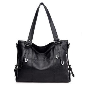 PU Large Shoulder Bag