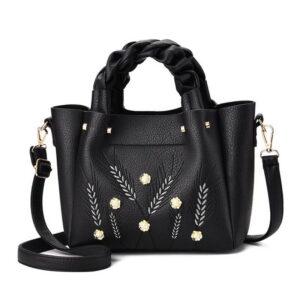 Leather Crossbody Bag for Women