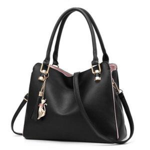 Designer Tassel Crossbody Messenger Bag