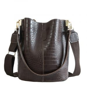 Designer Bucket Crossbody Bag and Shoulder Bag For Women
